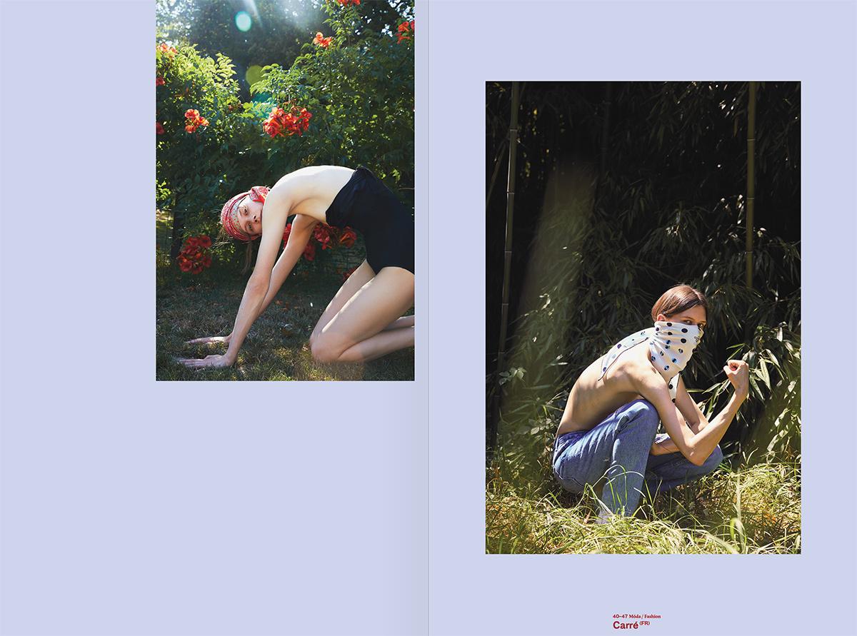 Blue Paper Magazine