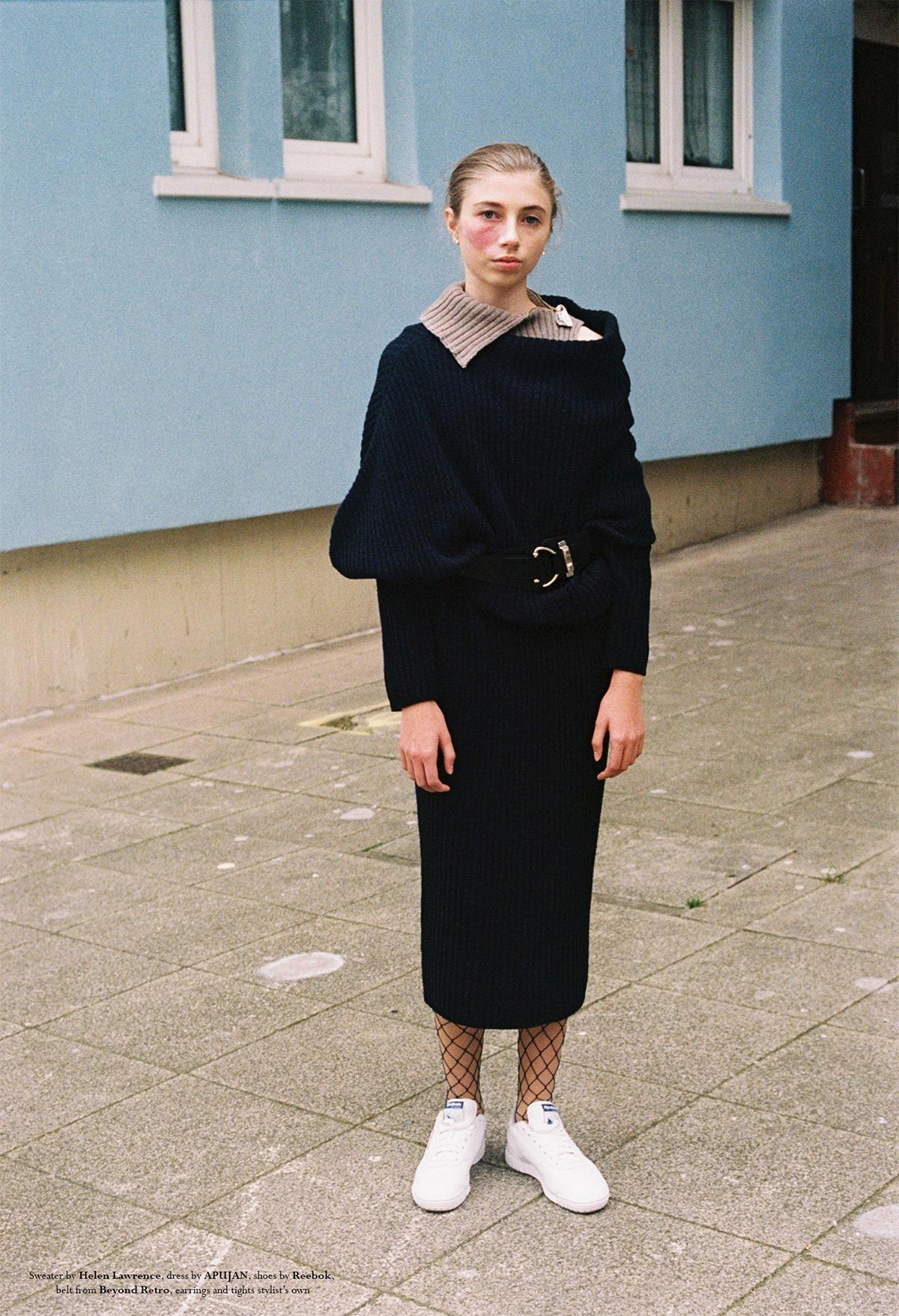 Phoebe for Pylot Magazine