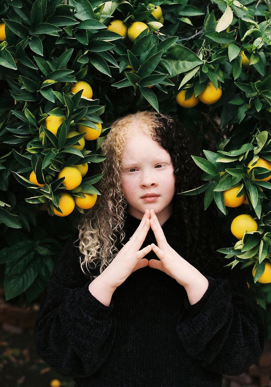 Ellyana age 12